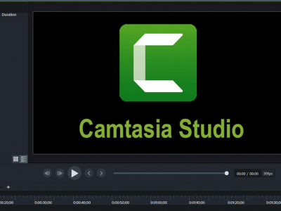 Camtasia Studio Training