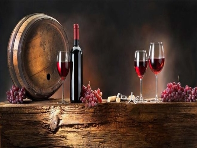 Wine selection and service