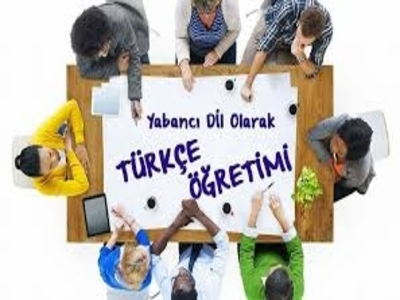 Turkish as a Foreign Language Teaching Training